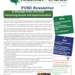 FUSD March 2018 newsletter