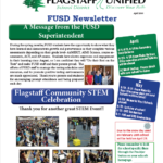 FUSD April 2018 newsletter. More FUSD news here