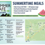 Summertime Meals for Kids & Teens available in Flagstaff, elsewhere in Coconino County