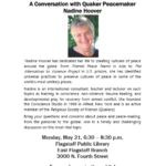 Universal Practices for Peace & Peace-Making: A Conversation