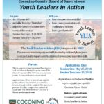 Session Two Deadline Approaching for Youth Leaders In Action