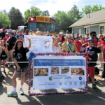 Education on Parade at Flagstaff 4th of July celebration