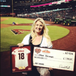 Thomas Elementary's Ellen Herman receives D-backs Most Valuable Teachers (MVT) Award