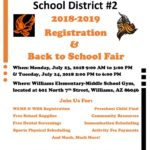 Williams Unified School District 2018 Back-to-School Fair (July 23-24) to be first in Coconino County