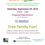 Flagstaff Early Childhood Fair to be held Sept. 29