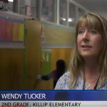 NAZ Today 'Teacher of the Week: Wendy Tucker'
