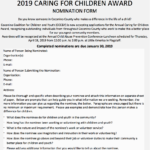 January 30 is the deadline for the Coconino Coalition for Children & Youth's 2019 Caring for Children Awards