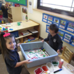 Flagstaff's San Francisco de Asis Catholic School Bolsters Preschool Program