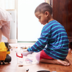 First Things First — Chores serve as learning moments for toddlers and preschoolers