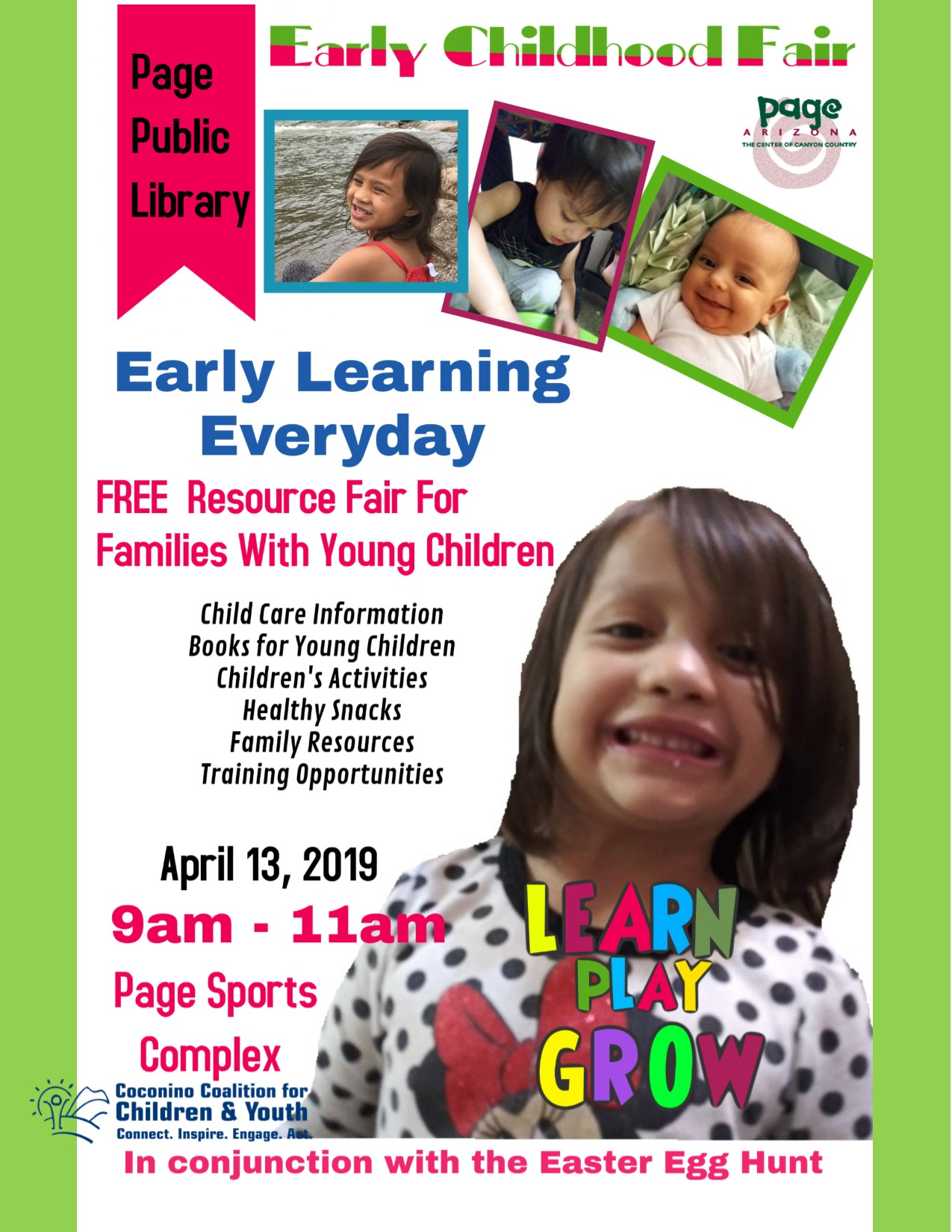 Upcoming Trainings Complex Childhood >> Registration Now Open For Page Early Childhood Fair On April 13