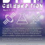 March 11 — Flagstaff Community STEM Celebration to be held at NAU Dome