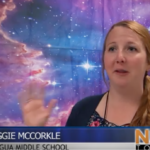 NAZ Today 'Teacher of the Week — Maggie McCorkle' of Sinagua Middle School