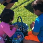 Page celebrate 2019 Early Childhood Fair & Easter Egg Hunt