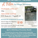 April 25 — 'Broken Places' film screening to be held at Firecreek Coffee, Flagstaff