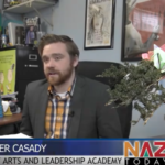 NAZ Today 'Teacher of the Week' — Alexander Casady