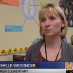 NAZ Today 'Teacher of the Week — Michelle Weidinger' of Cromer Elementary School