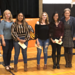 High school students earn scholarships from Coconino Coalition for Children & Youth's Williams Child Abuse Prevention Council