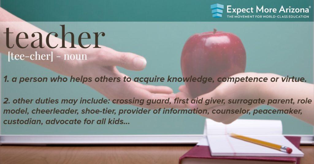 It's Teacher Appreciation Week