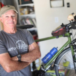 Education Spotlight: Flagstaff retiree bikes across 11,377 miles, 30 states