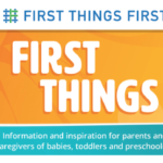 First Things First update for June 3 — Kindergarten readiness tips, surviving separation anxiety and more in this month's newsletter