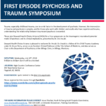 July 10 — First Episode Psychosis and Trauma Symposium to be held in Flagstaff