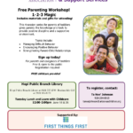 June 18, 25 — Free Parenting Workshop to be held at Hopi Public Branch Library