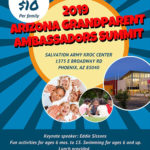 Sept. 14 — 2019 Arizona Grandparent Ambassadors Summit to be held in Phoenix