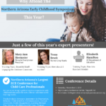 Association for Supportive Child Care to present Northern Arizona Early Childhood Symposium on Nov. 2