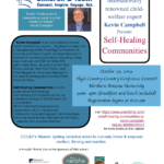 Connections Spotlight: Get Tickets Now!! — Time is short for Kevin Campbell's presentation on 'Self-Healing Communities' on Oct. 29 in Flagstaff