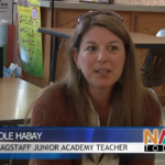 Education Spotlight: Teacher of the Week Cole Habay. See more local education news here