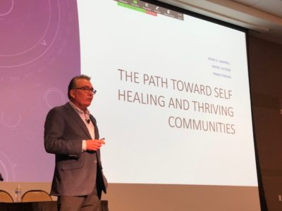 CCC&Y's 'Self-Healing and Thriving Communities' feedback events Nov. 21, 22