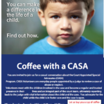 Coffee with a CASA to be held Dec. 17 at Late for the Train