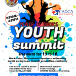 April 4 — Power of Choice Youth Summit to be held at Cliff Castle Casino & Resort