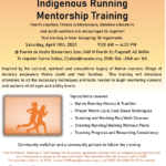 April 18 — Indigenous Running Mentorship Training to be held in Flagstaff