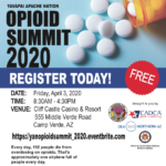 April 3 — DEA360 Northern Arizona to present 'Opioid Summit 2020'