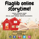 Flagstaff Library to present Friday's 'Flaglib online story time!'
