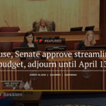 Arizona Education Legislative Spotlight: House, Senate approve streamlined budget, adjourn until April 13. See more education legislative news here