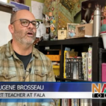 Local Education Spotlight: FALA's  Eugene Brosseau named NAZ Today Teacher of the Week. See more local education news here