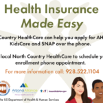 North Country HealthCare helping families, children apply for AHCCCS, SNAP
