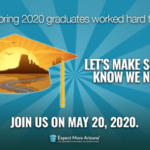 AZ Graduate Recognition Day! is May 20