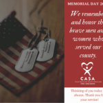 CASA of Coconino County Shows Appreciation to Those Who Served