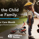 Make a Difference for National Foster Care Month