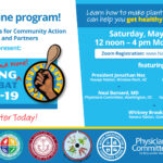 Native Americans for Community Action (NACA) to present virtual 'Cooking to Combat COVID-19 And More' on May 30