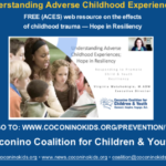 Connections Spotlight: Watch WEBINAR- Understanding Adverse Childhood Experiences; Hope in Resiliency