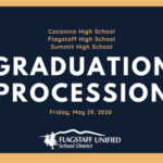 Local Education Spotlight: FUSD High Schools to hold graduation procession on May 29. View videos of other high school ceremonies in Coconino County. See more local education news