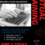 Next CASA Virtual Academy training to be held July 22, 23