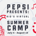 Pepsi presents — Kid's Virtual Summer Camp