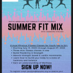 NACA to present 'Summer Fit Mix' with Casandra Stouder through Aug. 7