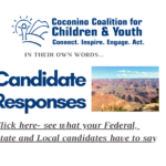 Candidates have spoken on youth education, child welfare issues with CCC&Y's Candidate Questionnaire Webpage