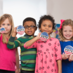 Children's Action Network — Register to Vote. Deadline is Oct. 5